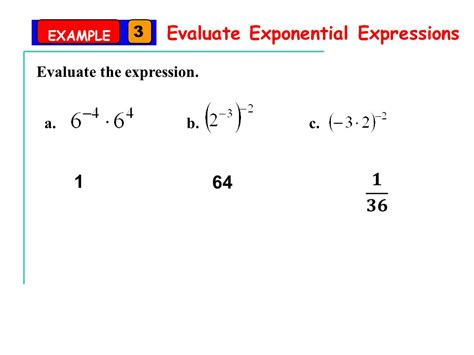 visitor pattern expression evaluation zero and negative exponents ppt video online download