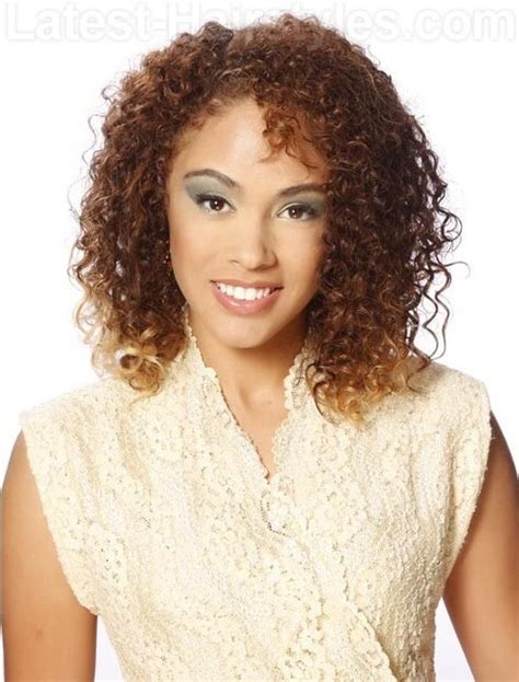 can the diva curl be done on short hair 11 fancy curly hairstyles for medium hair pretty designs