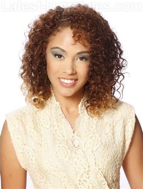 diva curl haircut video 11 fancy curly hairstyles for medium hair pretty designs