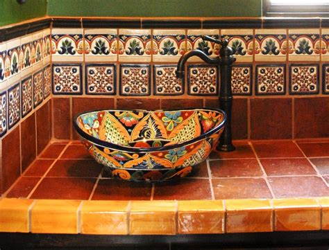 mexican tile kitchen ideas backsplash ideas inspiring talavera tile kitchen