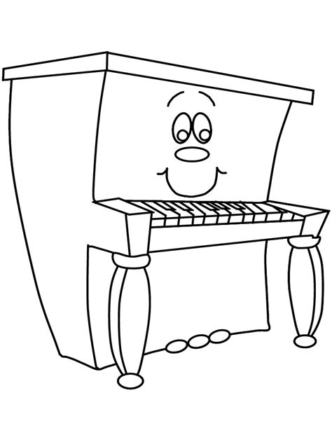 piano coloring pages piano coloring pages coloring book