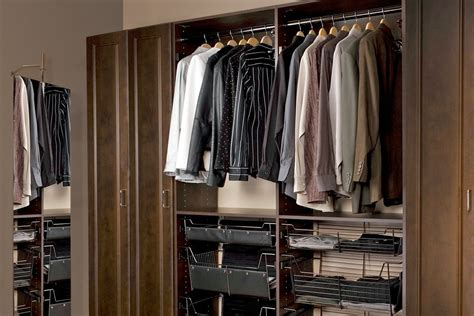 Tailored Living Closets by Custom Closet Organizers Systems Design Tailored Living
