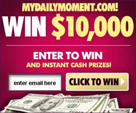 Win Prizes Instantly - free money