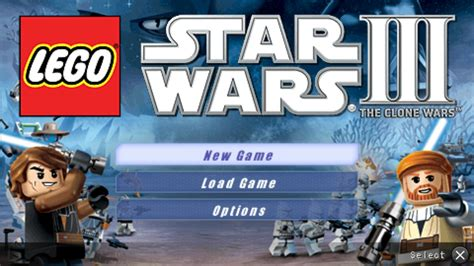 Umd Psp Lego Wars Ii 2 lego wars iii the clone wars europe iso