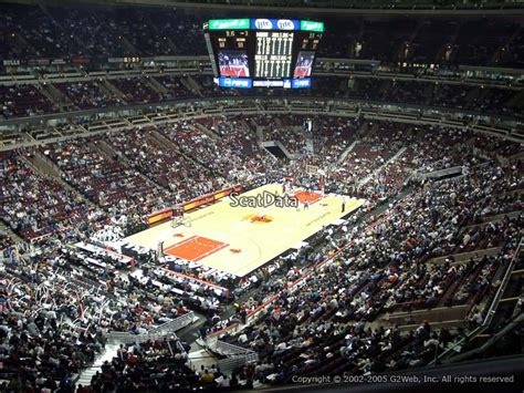 section 322 united center chicago bulls united center section 322 rateyourseats com