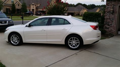 used chevy malibu 2014 picture of 2014 chevrolet malibu lt exterior