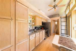 tiny home with a big kitchen escape traveler a tiny house on wheels that comfortably