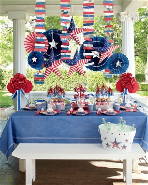 hg design ideas red white and blue bash design ideas pictures