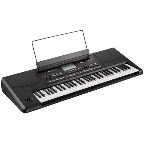 korg pa300 teclado interactivo 61 teclas sensibles