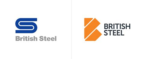 brand new new logo and identity for british steel by ruddocks