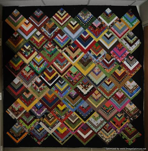 Log Cabin Layouts january 2015 silver thimble quilting