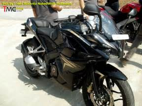 pulsur200 new model bajaj pulsar 200 ss as production version spied in indonesia
