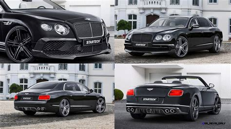 bentley startech brabus startech bentley flying spur and gtc