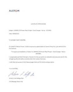 Thank You Letter For Team Performance Testimonials