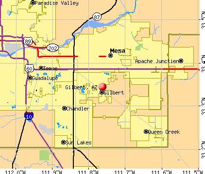 Map Of Gilbert Arizona by Gilbert Arizona Lakes Related Keywords Amp Suggestions