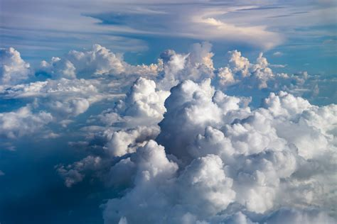 earth atmosphere blue bright clouds wallpaper free images nature cloud sunlight summer daytime
