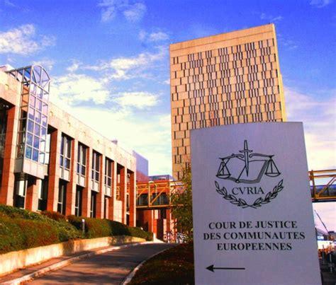sede della corte di giustizia europea stage alla corte di giustizia in lussemburgo michela