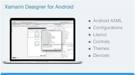 xamarin custom layout renderer developing and designing native mobile apps in xamarin studio