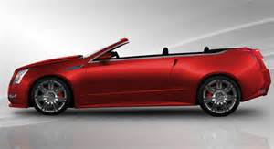 Cadillac Cts Convertible Price Droptop Cadillac Cts Coupe Convertible