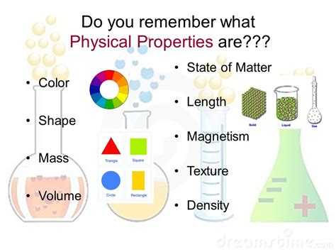 is color a physical or chemical property do you remember what physical properties are ppt
