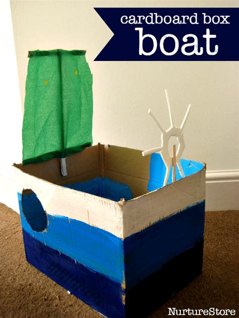 How To Make A Big Boat Out Of Paper - be a sailor make a boat