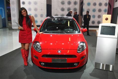 mago della lada fiat punto 2012 motor show 2011 3 8