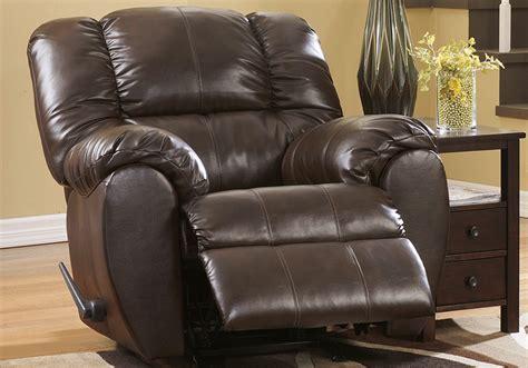 durablend recliner dylan durablend 174 espresso rocker recliner lexington