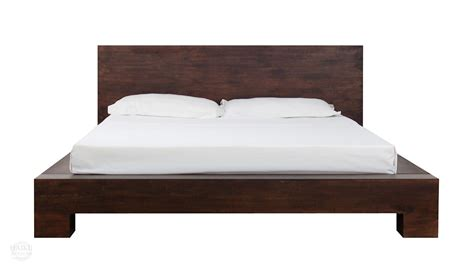 natural wood platform bed solid hardwood non toxic platform beds chicago north