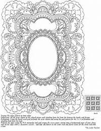 Free Pergamano Patterns Pictures