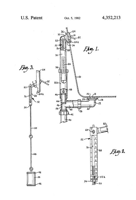 bathtub drain linkage patent us4352213 linkage adjustment arrangement for a bathtub drain assembly