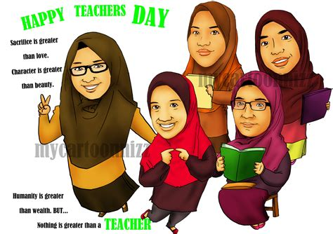 karikatur hari guru mycartoonnizz kompilasi hari guru 2016
