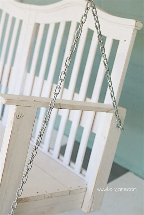 baby crib with swing baby crib to porch swing lolly jane