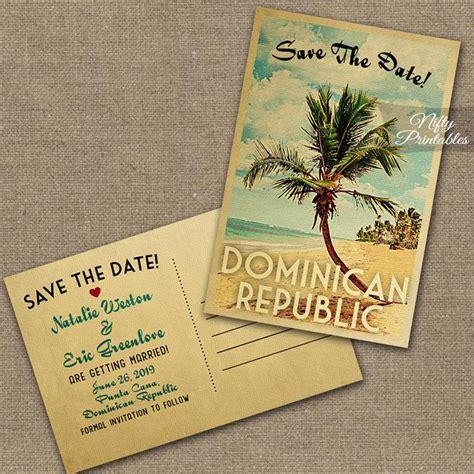 printable beach postcards beach save the date postcard palm tree save the date