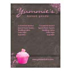 cupcake business flyers bake sale flyer exles and templates eye catching