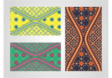 Batiken Muster Vorlagen by Batik Muster Kostenlose Vektor Kunst Archiv Grafiken