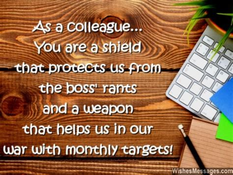 Quotes About Colleagues