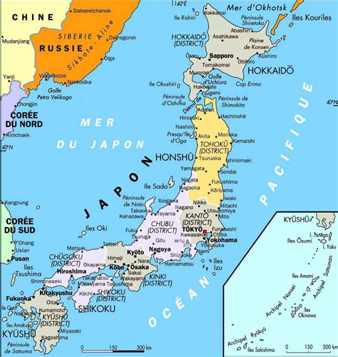 printable maps japan japan map mapsof net home japan pinterest japan