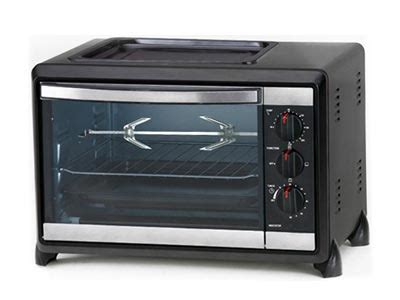 Oxone Electric Oven Ox 898br electronic city oxone oven toaster black ox 898br