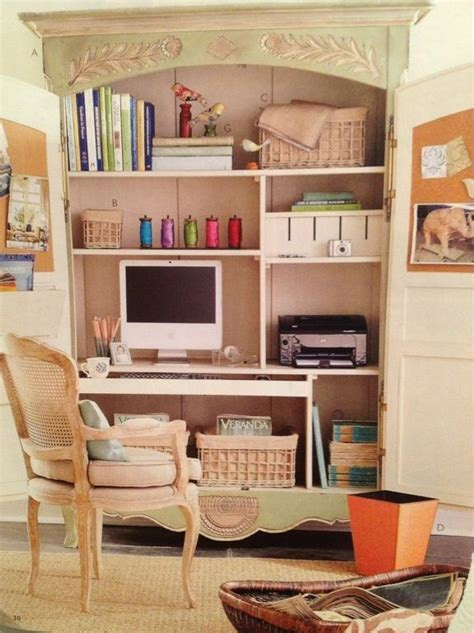upcycled tv armoire 17 ways to repurpose an antique armoire home antiques and home office