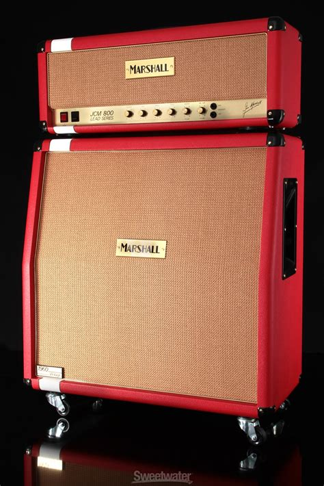 marshall and cabinet marshall custom shop jcm800 and 1960av cabinet