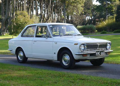 classic corolla 1970 toyota corolla spring classic auction