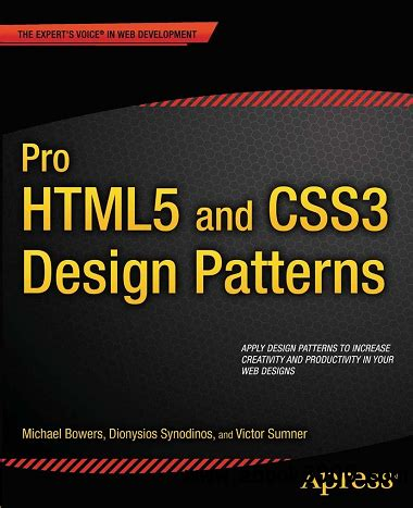 html5 pattern quotes html and css book pdf