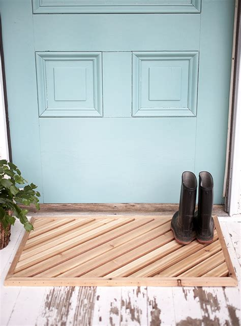 Front Porch Mats by 10 Diy Welcome Mats That Will Jazz Up Your Front Porch