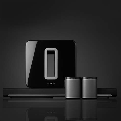 sonos 5 1 home theater system home audio