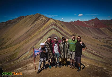 rainbow mountain cusco peru 7 color mountain vinicunca