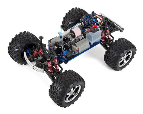 traxxas nitro monster truck traxxas t maxx 3 3 4wd rtr nitro monster truck black