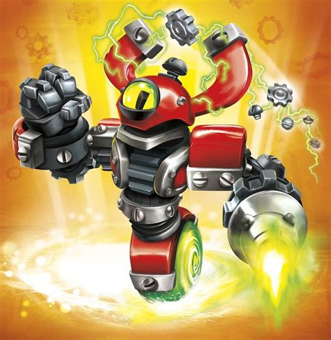 Kaos Minion Series 2 Cr magna charge skylanders wiki fandom powered by wikia