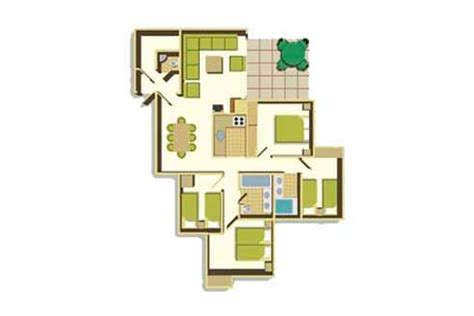 3 bedroom woodland lodge center parcs four bedroom floorplan exle woodland lodge