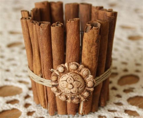 Cinnamon Sticks For Decoration by Fall Decorating Ideas Cinnamon Stick Candle Holder