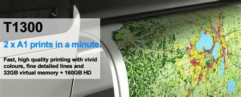 Hp Designjet T1300 Ps 44 A0 designjet t1300 ps a0 printer cr652a reviews advice